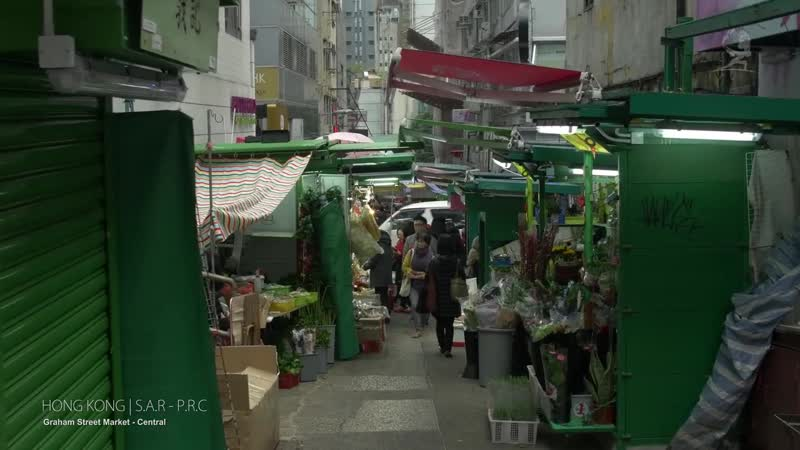 HONG KONG ¦ S A R P R C A TRAVEL TOUR UHD 4K