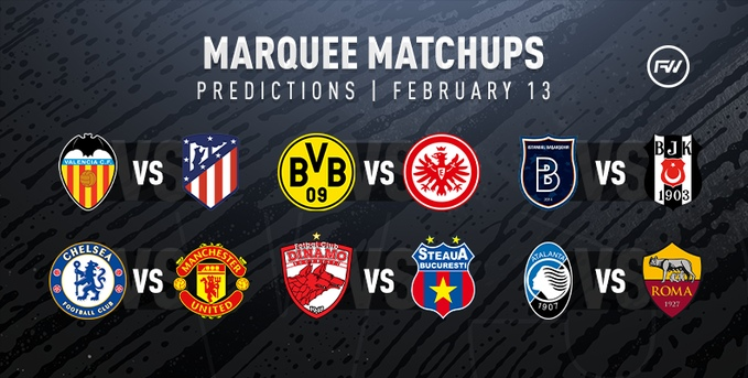 FIFA 20 Marquee Matchups Predictions: February 13th