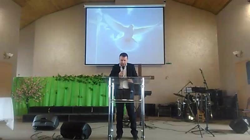 Проповедь Бадалян Ваагн 01 03 2020