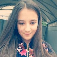 Фотография страницы Анастасии Сараной ВКонтакте