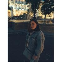 Фотография страницы Александры Киселевой ВКонтакте