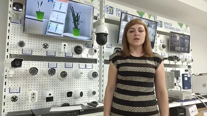Видеокамера ST-H2704 WIFI H.265 / Обзор новой видеокамеры / Видеонаблюдение от SPACE TECHNOLOGY