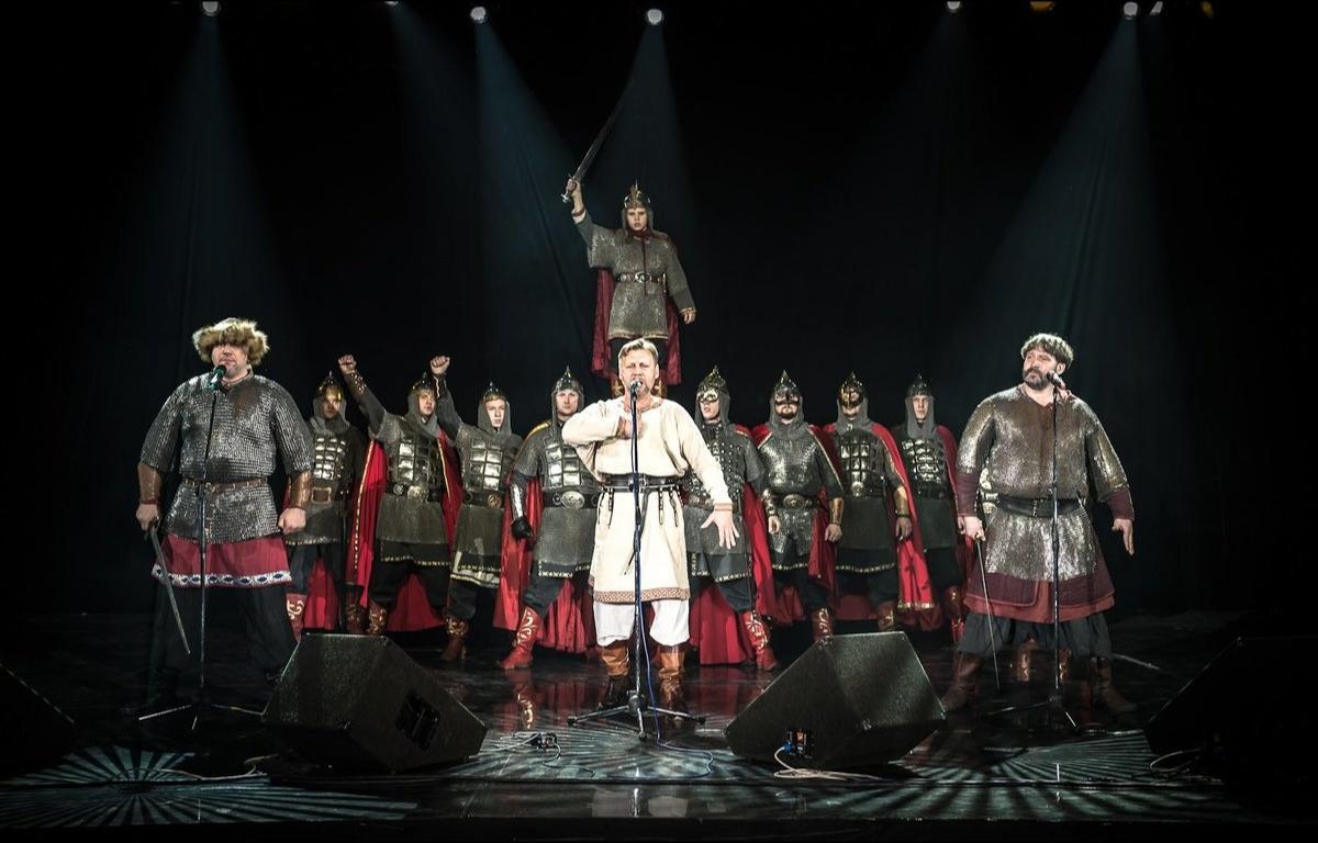 Концерт Николая Емелина