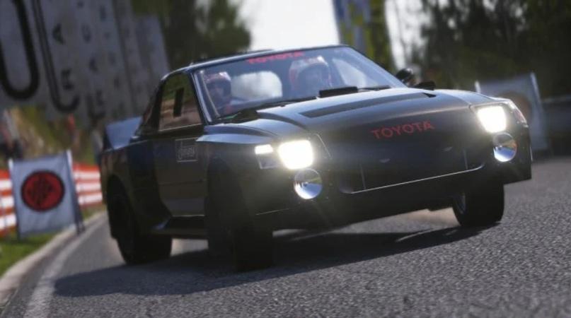 MR2 222D в игре Sébastien Loeb Rally EVO, 2016