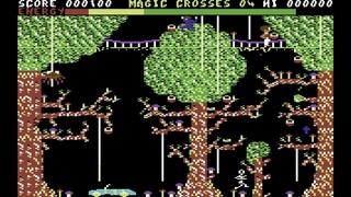 Chiller Longplay (C64) [50 FPS]