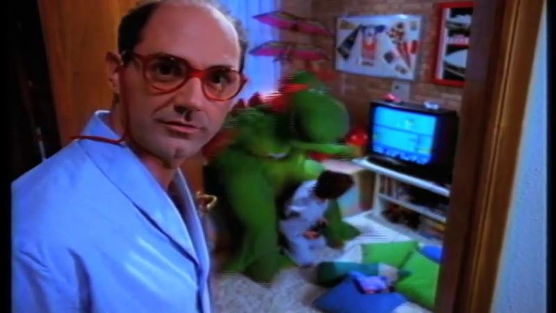 Comercial do videogame Phantom system 1989