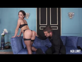 Anastasia Brokelyn (Curvy brunette gets her tight ass destroyed) [2020, Anal, Cu