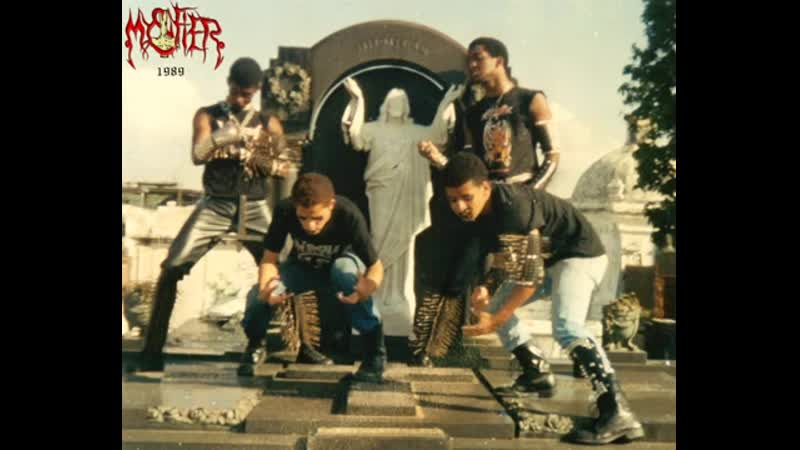 Mystifier Mystifier Tormenting the Holy Trinity 1989 remastered