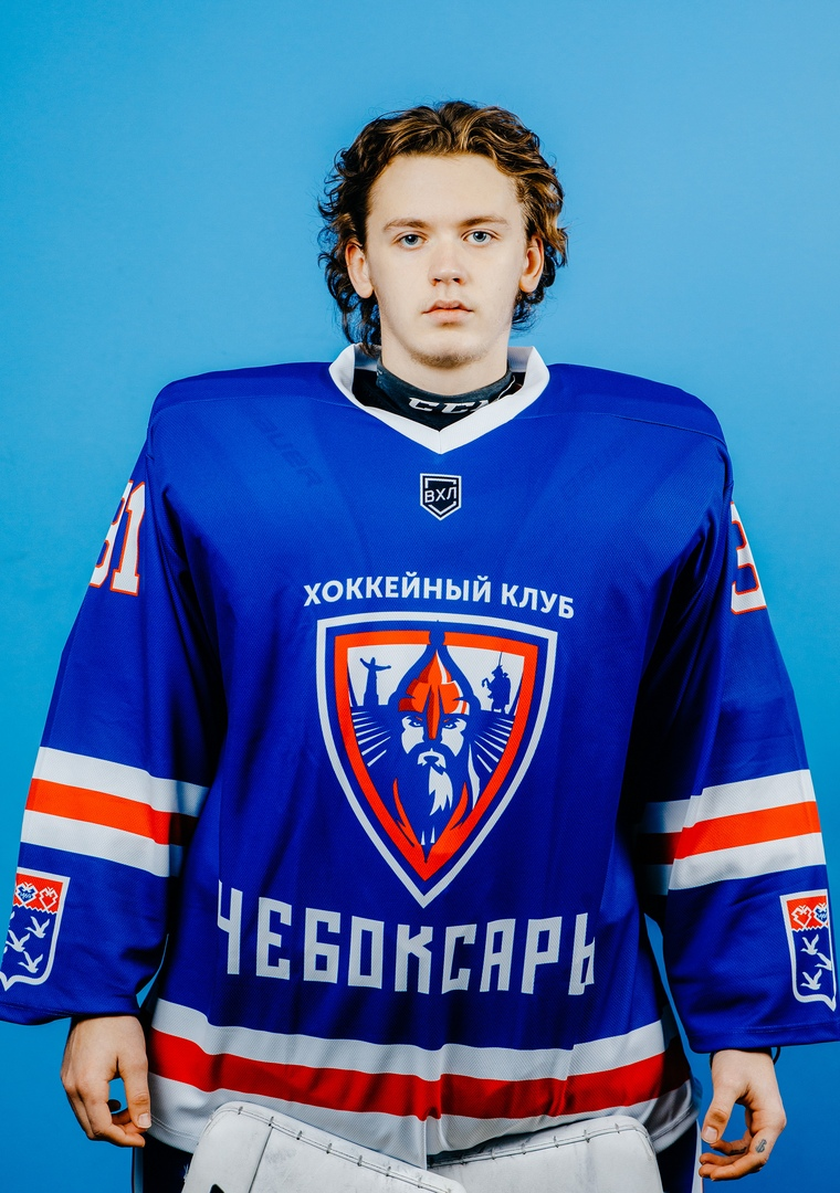 Александр Козлов ХК Чебоксары