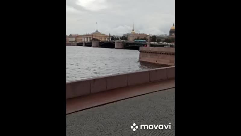 Путешествие Москва Питер