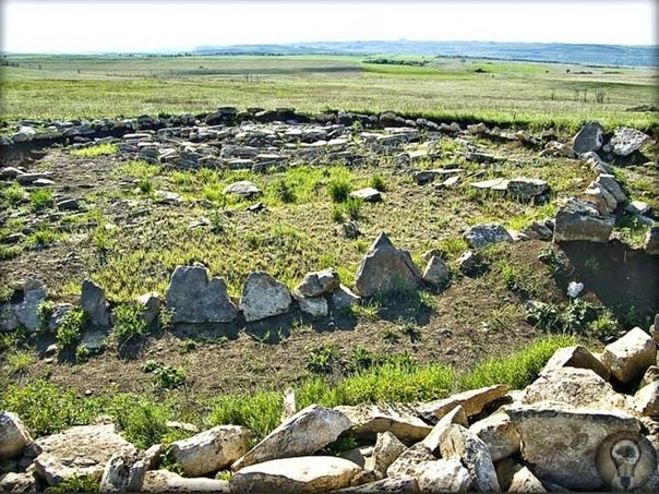 «Мергелева гряда»  это древнее святилище. (Луганск, Украина)