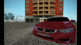 Новое приобретение BMW M4!!!Только купил, а у же БОКОМ!!!