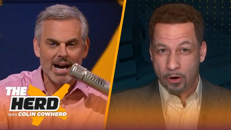 Broussard on Kyrie's objections to James Harden joining Nets Schröder to Lakers NBA THE HERD