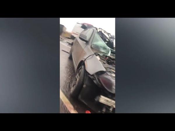 Смертельная авария в Ям Ижоре