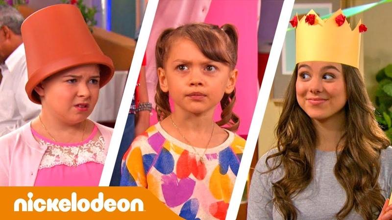 Грозная семейка Образ героини 🤔 Nickelodeon Россия