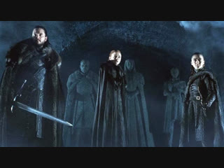 Game of thrones - season 8 - official tease- crypts of winterfell (hbo)