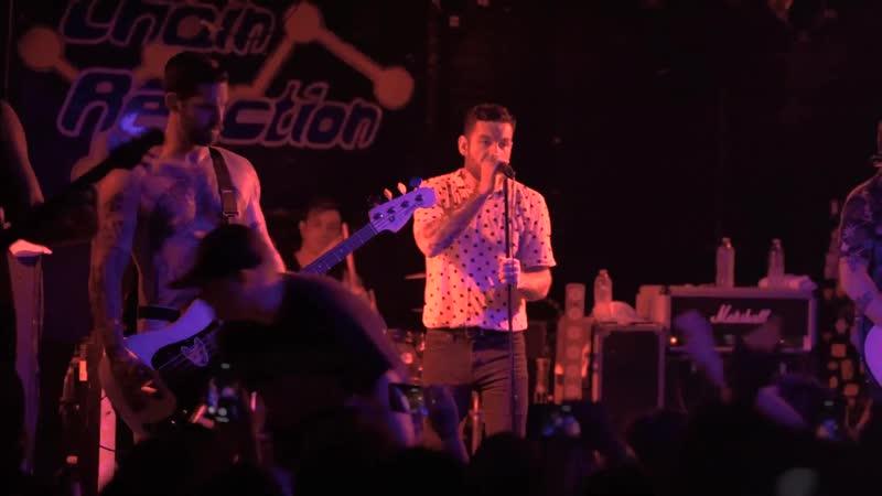 Senses Fail - One Eight Seven/Live at Chain Reaction in Anaheim CA