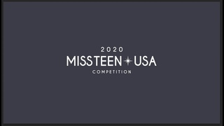 The 2020 MISS TEEN USA Competition