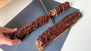 Когда вы хотите что-то вкусное в ближайшее время, это идеальный рецепт! Шоколадное #Печенье