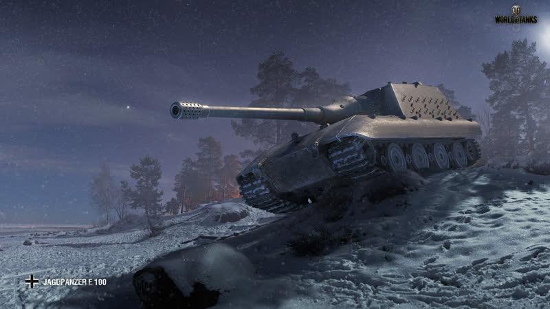 Jagdpanzer E 100 EPIC SHOT World of Tanks 720p