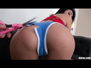 Adria rae (stuck in a rut) anal sex porn