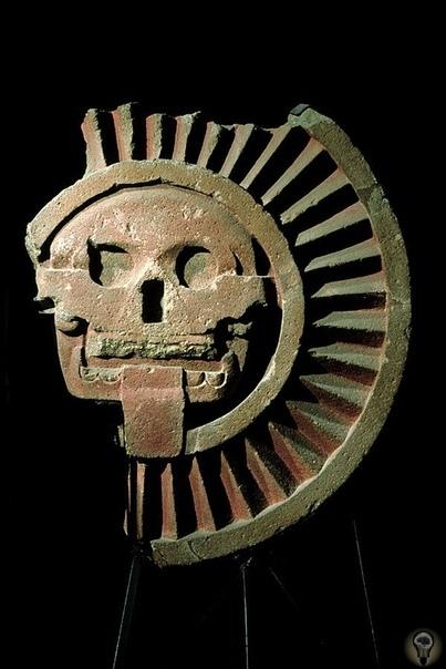 «Диск Смерти» ацтеков  загадка, над которой ученые бьются ни одно десятилетие