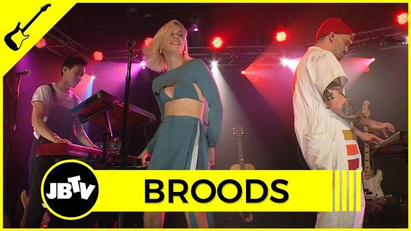 Broods Peach Live @ JBTV