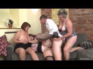Secret Mature Groupsex Club 3 [HD 1080, BBW, Big Tits, Blowjob, Cougars, Cumshot, Foursome, Group, Mature, MILF, Orgy, Sex]