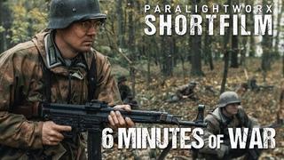 SIX MINUTES OF WAR (One-Take WW2 Short Film) German side [4K]