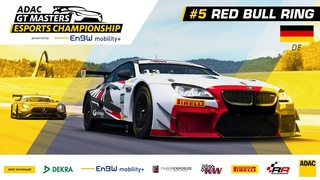 ADAC GT Masters eSports Championship powered by EnBW mobility+ | Red Bull Ring 2020 | Live | Deutsch