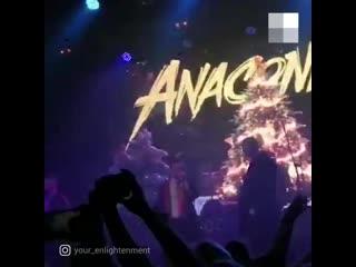 На концерте Anacondaz в Екатеринбурге толпа устроила слэм