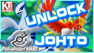 ♦ Как разблокировать Джотто♦ ▬ Pokemon MMO 3D ▬ Version