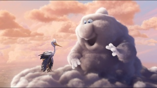 """Partly Cloudy"" (Pixar Short Film)"