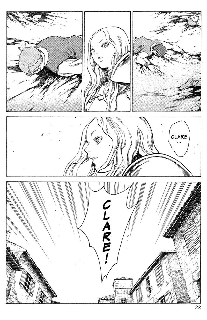 Claymore, Chapter 16, image #26