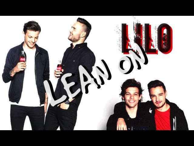 Liam Louis    Lean on    [Lilo Paynlinson]
