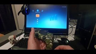 Как подключить джойстик от play station 4 к приставки play station 3