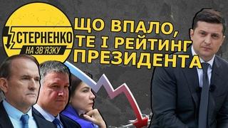 Три основні причини падіння рейтингу Зеленського. Чому українці перестають довіряти президенту?