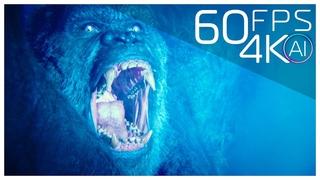 GODZILLA VS KONG Trailer (4K ULTRA HD 60FPS) NEW 2021