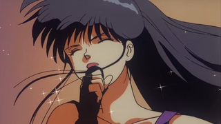 Tsubokura Yuiko - Kaze no Manazashi   Kimagure Orange Road (OST by OVA 5 & OVA 6) Rus/Еng/Esp sub.