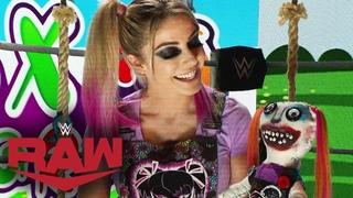 ЗА КЕМ СЛЕДИТ ЛИЛЛИ?! // WWE RAW