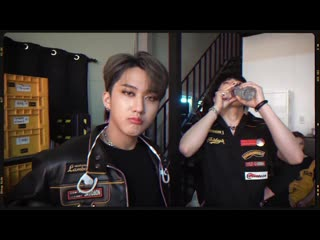 [BACKSTAGE] 200628 Stray Kids UNVEIL : TRACK GO生 MAKING FILM