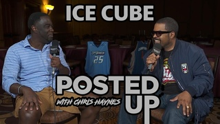 Ice Cube talks this season's Big3 and opens up about John Singleton on Posted Up with Chris Haynes
