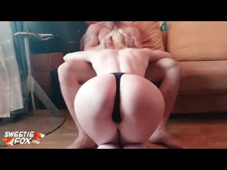 Sweetie Fox Redhead Babe Suck Dick and Rough Sex at Home after the Lesson_Sweetie_Fox_1080p