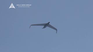Первый российский гибридный дрон
