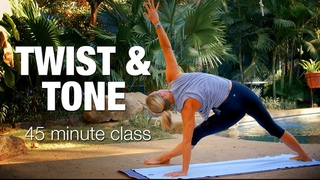 Erin Sampson - Twist Tone Yoga Class