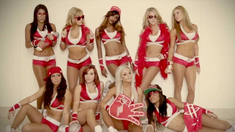 Robin Thicke - Blurred Lines Parody by Rockets Power Dancers - BlurRED Lines (REDrated Version)