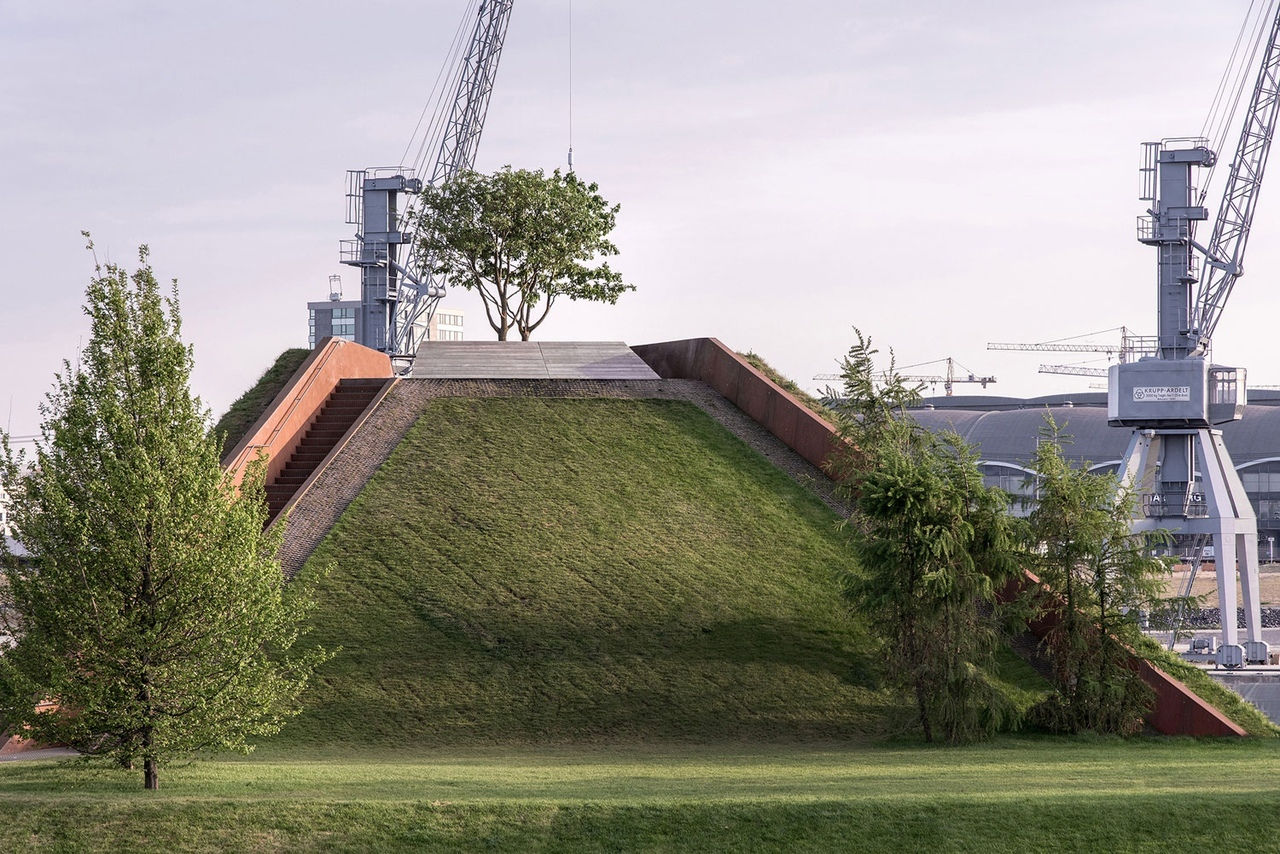 Baakenparkby by Atelier LOIDL