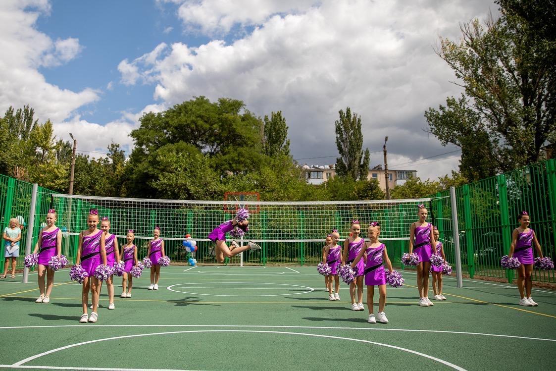 Глава Администрации Таганрога Андрей Лисицкий: «Спортивная жизнь школьников станет ярче, интереснее, а занятия спортом – безопасным»