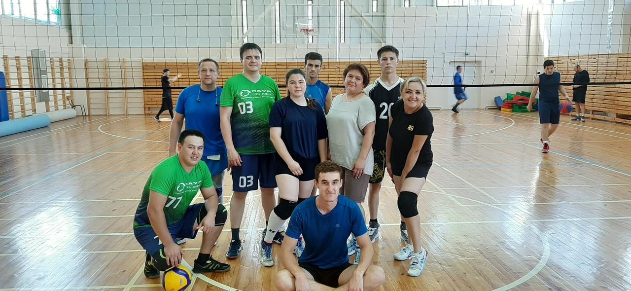 Афиша Уфа Волейбол C.A.Y.P.